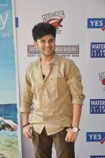 Sanket More at Tujhi Majhi Lovestory promotion at Waterkingdom in Mumbai on 1st May 2014 (92)_5363522d36c8e.JPG
