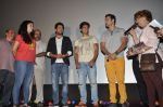 Ayushmann Khurrana, Gurmeet Choudhary, rohit Roy at an event organised for Thalassemia patients in Mumbai on 4th May 2014 (117)_5367a5510774e.JPG