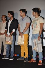 Ayushmann Khurrana, Gurmeet Choudhary, rohit Roy at an event organised for Thalassemia patients in Mumbai on 4th May 2014 (118)_5367a5540b7d8.JPG