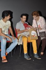 Gurmeet Choudhary, rohit Roy at an event organised for Thalassemia patients in Mumbai on 4th May 2014 (111)_5367a55ae0c90.JPG
