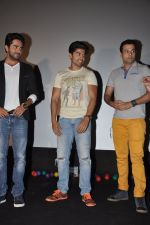 Gurmeet Choudhary, rohit Roy at an event organised for Thalassemia patients in Mumbai on 4th May 2014 (121)_5367a569dd12a.JPG