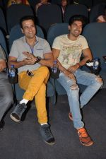 Gurmeet Choudhary, rohit Roy at an event organised for Thalassemia patients in Mumbai on 4th May 2014 (87)_5367a557a6094.JPG