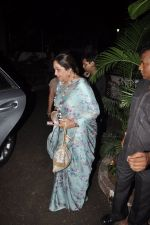 Kiron Kher visit Aditya Chopra_s residence in Mumbai on 4th May 2014 (4)_536794a8a2e5d.JPG