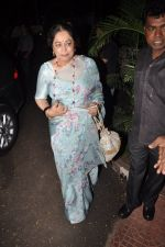 Kiron Kher visit Aditya Chopra_s residence in Mumbai on 4th May 2014 (5)_536794af79105.JPG