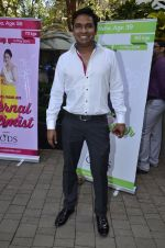 Mushtaq Sheikh at the launch of CODS first calendar at Coffee with Muffi event in Mumbai on 4th May 2014 (10)_53677c0dd4ec2.JPG