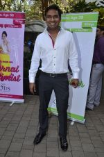 Mushtaq Sheikh at the launch of CODS first calendar at Coffee with Muffi event in Mumbai on 4th May 2014 (11)_53677c175039d.JPG
