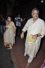 Siddharth Kak visit Aditya Chopra_s residence in Mumbai on 4th May 2014 (31)_536794b78c28e.JPG