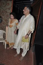 Siddharth Kak visit Aditya Chopra_s residence in Mumbai on 4th May 2014 (32)_536794be451f1.JPG