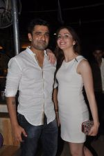 Eijaz Khan at sahara one new serial launch in Parle, Mumbai on 7th May 2014 (2)_536af1a220710.JPG