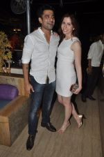 Eijaz Khan at sahara one new serial launch in Parle, Mumbai on 7th May 2014 (4)_536aee1f51813.JPG