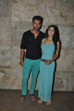 Indraneil Sengupta, Barkha Bisht at Hawaa Hawaai screening in Lightbox, Mumbai on 8th May 2014 (15)_536c729f09a77.JPG