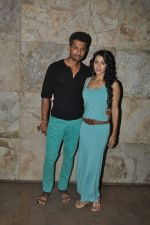 Indraneil Sengupta, Barkha Bisht at Hawaa Hawaai screening in Lightbox, Mumbai on 8th May 2014 (16)_536c72b1b11d7.JPG