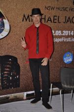 Luke Kenny at mj new single xscape launch in Blue Frog, Mumbai on 8th May 2014 (9)_536c5ea3bf02f.JPG