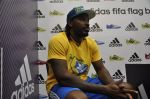 chris gayle at addidas fifa event in Priyadarshini Park, Mumbai on 8th May 2014 (10)_536c5ccfd84a7.JPG