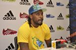 chris gayle at addidas fifa event in Priyadarshini Park, Mumbai on 8th May 2014 (7)_536c5ca468f44.JPG