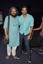 Amole Gupte, Saqib Saleem at Hawaa Hawaai screening in PVR, Goregaon on 10th May 2014 (42)_536f38e15d55f.JPG