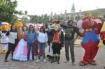 Rana Daggubati at the launch of IMAGICA Parade launch in Khapoli, Mumbai on 10th May 2014 (46)_536f2eb264831.JPG