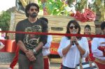 Rana Daggubati, Pallavi Joshi at the launch of IMAGICA Parade launch in Khapoli, Mumbai on 10th May 2014 (66)_536f2eb7739bc.JPG