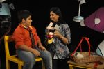 Sakshi Tanwar on the sets of Captain Tiao show in Mehboob, Mumbai on 10th May 2014 (17)_536f283a15e3a.JPG