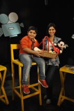 Sakshi Tanwar on the sets of Captain Tiao show in Mehboob, Mumbai on 10th May 2014 (18)_536f283d03579.JPG
