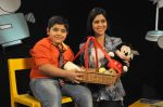 Sakshi Tanwar on the sets of Captain Tiao show in Mehboob, Mumbai on 10th May 2014 (19)_536f284014abe.JPG
