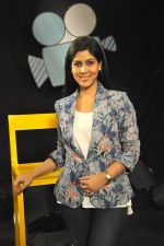 Sakshi Tanwar on the sets of Captain Tiao show in Mehboob, Mumbai on 10th May 2014 (24)_536f284fb9537.JPG