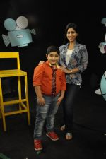 Sakshi Tanwar on the sets of Captain Tiao show in Mehboob, Mumbai on 10th May 2014 (27)_536f2854dee59.JPG