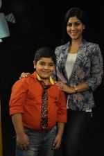 Sakshi Tanwar on the sets of Captain Tiao show in Mehboob, Mumbai on 10th May 2014 (28)_536f2857880c0.JPG