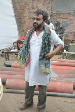 On location of YRF Detective Byomkesh Bakshy in Byculla, Mumbai on 11th May 2014 (90)_537074f8b8a5f.JPG