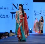 Sakshi Tanwar walks for Shaina NC at Pidilite CPAA Show in NSCI, Mumbai on 11th May 2014 (120)_5370b2d097b09.JPG