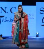 Sakshi Tanwar walks for Shaina NC at Pidilite CPAA Show in NSCI, Mumbai on 11th May 2014 (121)_5370b2d747bdf.JPG