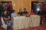 Tilotama Shome, Pawan Malhotra, Mritunjay Devvrat at the Children of War press meet in Juhu, Mumbai on 12th May 2014 (12)_537182af2476f.JPG