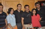 Tilotama Shome, Pawan Malhotra, Mritunjay Devvrat at the Children of War press meet in Juhu, Mumbai on 12th May 2014 (23)_537182b257a63.JPG