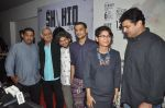 Mukesh Shah, Hansal Mehta, Anand Gandhi, Sohum Shah, Kiran Rao,Siddharth Roy Kapur at Shahid and Ship of Theseus success bash in Royalty, Mumbai on 13th May 2_5373621bd0b9d.JPG