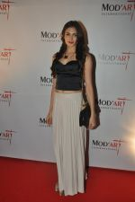 Simran Kaur Mundi at Modart fashion show in Sea Princess, Mumbai on 13th May 2014 (30)_53736418bdf0f.JPG