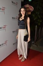 Simran Kaur Mundi at Modart fashion show in Sea Princess, Mumbai on 13th May 2014(159)_537369aa529e9.JPG