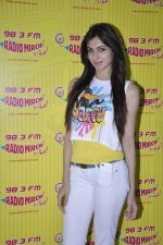 Simran Kaur mundi promotes Kuku Mathur Ki Jhand Ho Gayi film at Radio Mirchi in Parel on 16th May 2014 (51)_5376fa0fbb19e.JPG