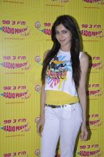 Simran Kaur mundi promotes Kuku Mathur Ki Jhand Ho Gayi film at Radio Mirchi in Parel on 16th May 2014 (52)_5376fa183a919.JPG