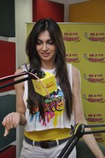 Simran Kaur mundi promotes Kuku Mathur Ki Jhand Ho Gayi film at Radio Mirchi in Parel on 16th May 2014 (55)_5376fa0d1525c.JPG