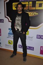 Chetan Hansraj at Gold Awards red carpet in Filmistan, Mumbai on 17th May 2014 (382)_5378a1b607a54.JPG