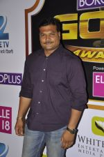 Dayanand Shetty at Gold Awards red carpet in Filmistan, Mumbai on 17th May 2014 (419)_5378a1c074a5e.JPG