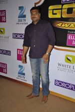 Dayanand Shetty at Gold Awards red carpet in Filmistan, Mumbai on 17th May 2014 (420)_5378a1c117485.JPG