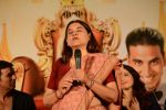 Maneka Gandhi at Akshay Kumar_s film It_s Entertainment trailor Launch in Mumbai on 19th May 2014 (48)_537aeb3f6bf7c.jpg