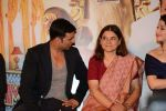 Maneka Gandhi, Akshay Kumar at Akshay Kumar_s film It_s Entertainment trailor Launch in Mumbai on 19th May 2014 (77)_537aeb4325b52.jpg
