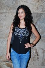 Maryam Zakaria at X Men screening hosted by Abhishek Kapoor in Lightbox, Mumbai on 19th May 2014 (20)_537af59838695.JPG