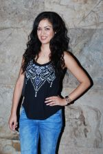 Maryam Zakaria at X Men screening hosted by Abhishek Kapoor in Lightbox, Mumbai on 19th May 2014 (21)_537af598b0046.JPG