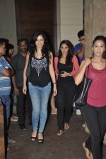 Maryam Zakaria at X Men screening hosted by Abhishek Kapoor in Lightbox, Mumbai on 19th May 2014 (15)_537af595af19d.JPG