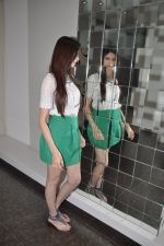 Simran Kaur Mundi at Kuku Mathur Ki Jhand Ho Gayi film promotions in Yashraj, Mumbai on 19th May 2014 (13)_537af2fb61a47.JPG