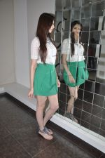 Simran Kaur Mundi at Kuku Mathur Ki Jhand Ho Gayi film promotions in Yashraj, Mumbai on 19th May 2014 (14)_537af2fc0b7a1.JPG