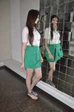 Simran Kaur Mundi at Kuku Mathur Ki Jhand Ho Gayi film promotions in Yashraj, Mumbai on 19th May 2014 (15)_537af2fc92cdc.JPG
